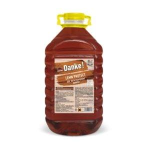 Ulei de in Danke - lemn protect