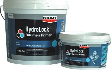 HydroLock Bitumen Flex - Emulsie bituminoasa pe baza de apa 18kg