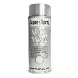 spray chrome 400ml well 380052