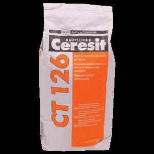 Glet pentru pe baza de ipsos Ceresit Ct126 5 kg