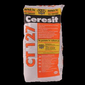 Glet pentru pe baza de Ciment alb Ceresit Ct127 25kg