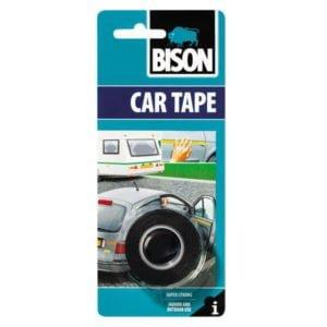 Carpet tape - Banda adeziva pentru mocheta 1 . 5x19 mm 400030 bison