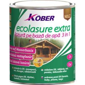 ecolasure wenge extra 2 . 5L kober