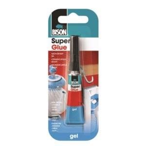 Super Glue Gel 2ml bison 401012