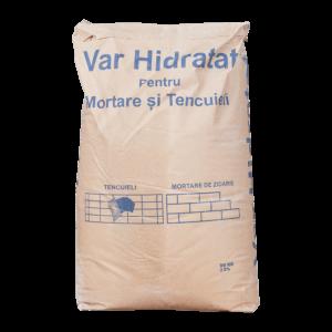 Var hidratat pentru mortare 20 kg