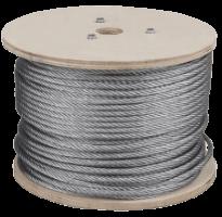 Cablu otel zincat 6 mm 651139