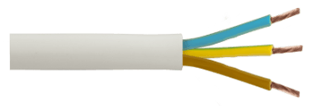 Cablu MYYM 3X2 . 5 mmp