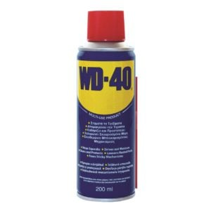 Lubrifiant multifunctional wd40 200ml 780001