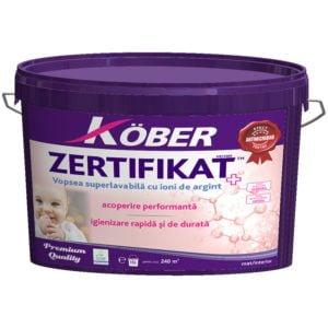 Zertifikat Plus 15L Kober