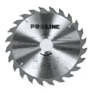 Disc circular pt lemn cu dinti vidia 350 mm / 54D . 84355