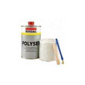 Chit poliesteric polyset