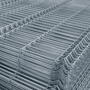 Panou gard bordurat zincat 2000 x 2500 mm 2520