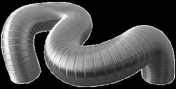 Tub Flexibil din Aluminiu 90 l3m 650913