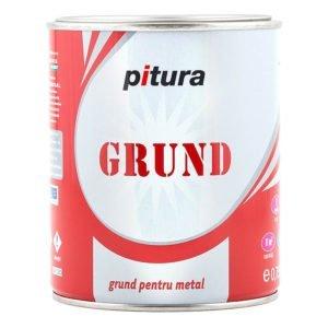 grund pentru metal gri PItURA 0 . 75L Kober