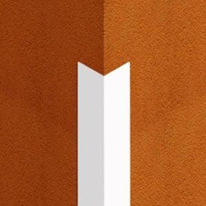 profil pvc 25x25 l - 3m alb 9867