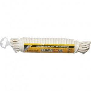 Snur PVC pentru rufe 5mm L-15m LT17410